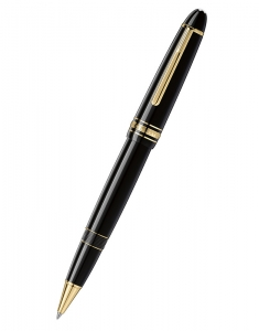 Montblanc Meisterstück Gold Coated LeGrand 11402