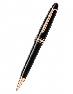 Montblanc Meisterstück Red Gold Coated LeGrand 112673