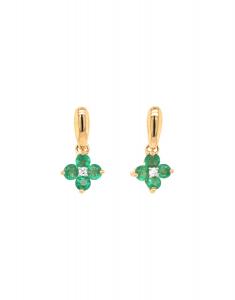 Bijuterie aur Color Stone E24584E-Y