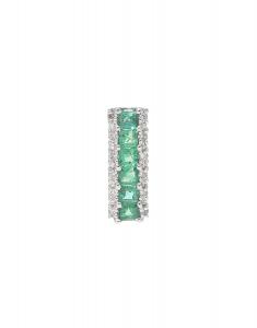 Bijuterii aur Colour Stones P020146-W-SM-P