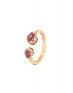 Bijuterii Aur Colour Stones RG042417-314-RB-P-MS