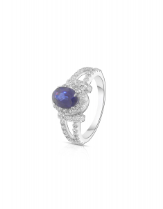 Bijuterii Aur Colour Stones RG096961-02-118-SP-W-MS
