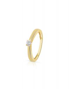 Bijuterie Aur Engagement Q17811