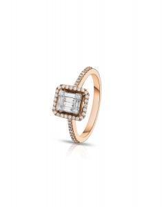 Bijuterie Aur Engagement RG097679-318-P