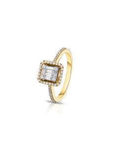 Bijuterie Aur Engagement RG097679-218-Y
