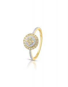 Vida Colored Diamonds 11670Q-YD8YT