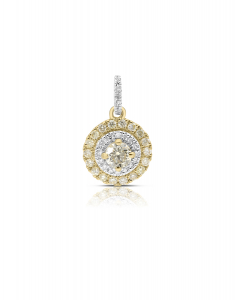 Vida Colored Diamonds 11670S-YD8YT