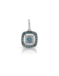 Vida Colored Diamonds 11618S-UD8WT