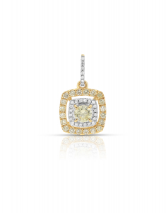 Vida Colored Diamonds 11618S-YD8YT