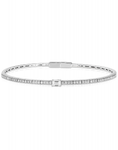 Bijuterie Aur Diamonds BR026-W-0.67CT