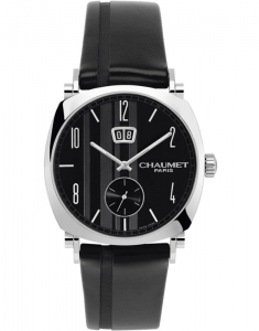 Chaumet Dandy LM Stainless Steel Big Date Automatic W11283-47A