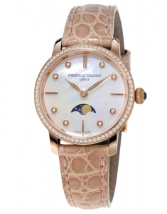 Frederique Constant Slim Line Moonphase FC-206MPWD1SD9
