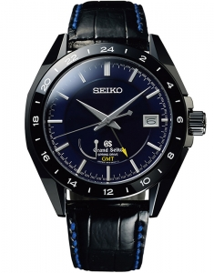 Grand Seiko Black Ceramic Limited Edition 500 buc. SBGE039