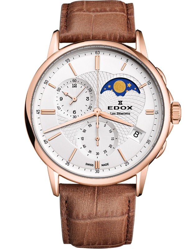 Edox Les Bemonts Style and Elegance 01651 37R AIR