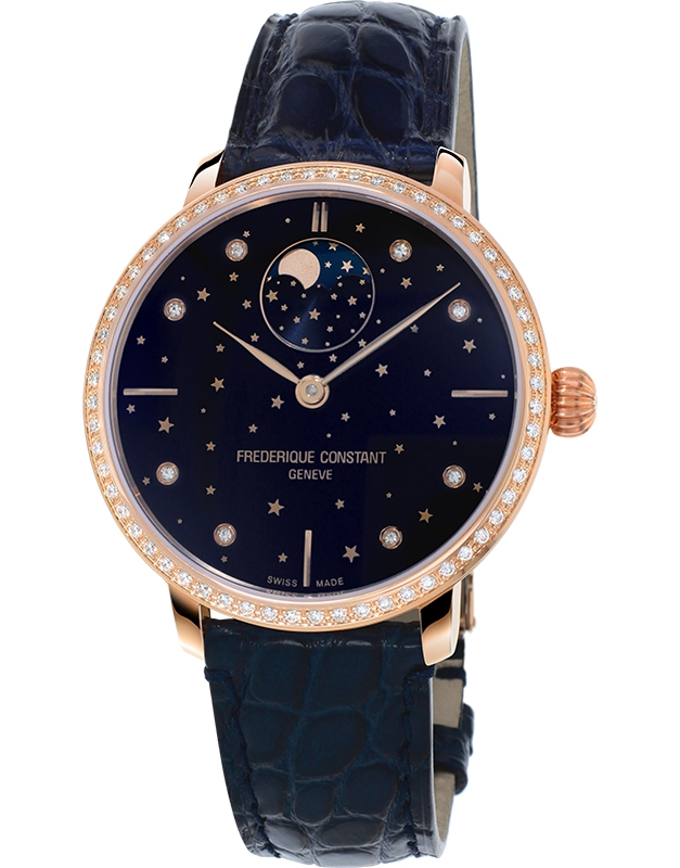 Frederique Constant Manufacture Slimline Moonphase FC-701NSD3SD4