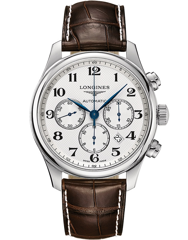 Longines - The Longines Master Collection L2.859.4.78.3