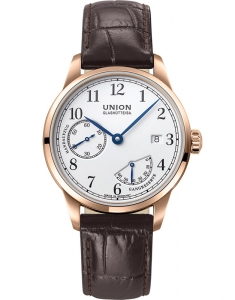 Uniom Glashutte 1893 Johannes Durrstein Limited Edition D903.456.76.017.00