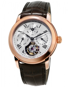 Frederique Constant Manufacture Tourbillon Perpetual Calendar Limited Edition FC-975MC4H4