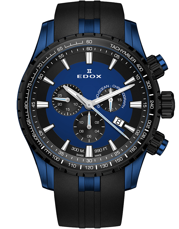 Edox Grand Ocean Spirit of the Ocean 10226 357BUNCA BUINO