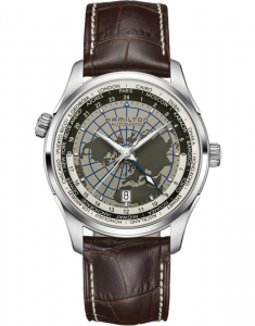 Hamilton Jazzmaster GMT H32605581