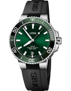Oris Diving Aquis Date 73377324157-0742164FC