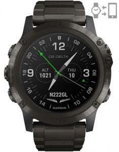 Garmin D2™ Delta PX Sapphire Carbon Gray DLC Titanium 010-01989-31