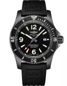 Breitling Superocean Automatic Black Steel M17368B71B1S1