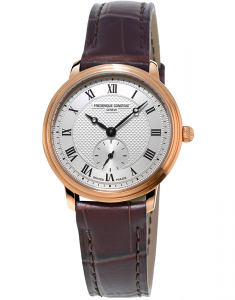 Frederique Constant Slimline Ladies Small Second FC-235M1S4