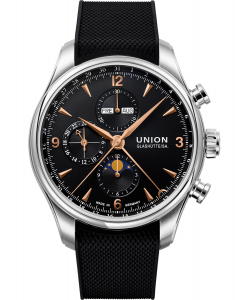 Union Glashutte Belisar Chronograph Moon Phase D009.425.17.057.11