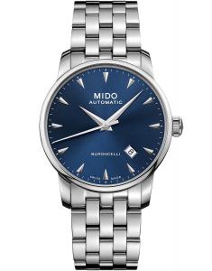 Mido Baroncelli Midnight Blue M8600.4.15.1
