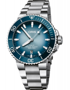 Oris Diving Aquis Lake Baikal Limited Edition No 0002 / 1999 73377304175-Set