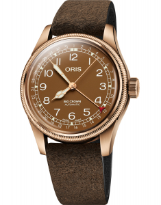 Oris Aviation Big Crown Bronze Pointer Date 75477413166-0752074BR