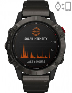 Garmin Fēnix® 6 ProSolar Edition 010-02410-23