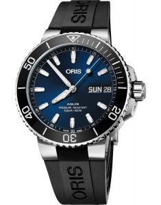 Oris Diving Aquis Big Day Date 75277334135-0742464EB