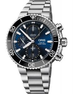 Oris Diving Aquis Chronograph 77477434155-0782405PEB