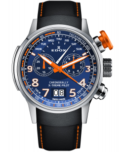Edox Chronorally Rally Instruments 38001 TINO BUO3