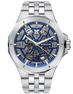 Edox Delfin The Original The Water Champion Watch 85303 3M BUIGB