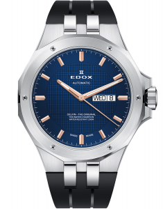 Edox Delfin The Original The Water Champion Watch 88005 3CA BUIR