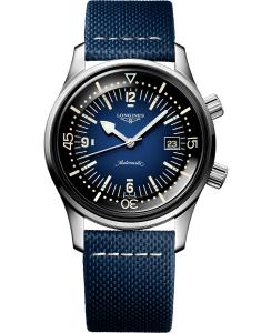 Longines - The Longines Legend Diver Watch L3.774.4.90.2