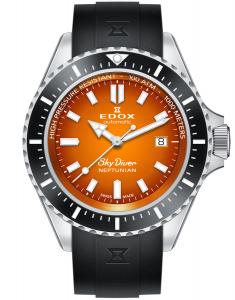 Edox SkyDiver Neptunian 80120 3NCA ODN