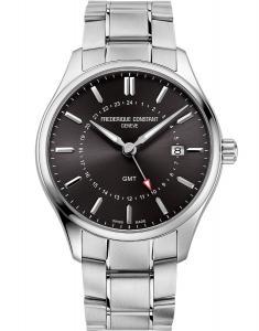 Frederique Constant Classics Quartz GMT FC-252DGS5B6B