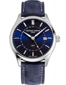 Frederique Constant Classics Quartz GMT FC-252NS5B6