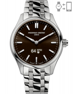 Frederique Constant Smartwatch Gents Vitality FC-287CS5B6B