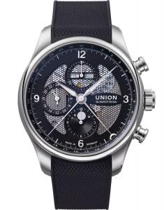 Union Glashutte Belisar Chronograph Moonphase D009.425.17.057.00