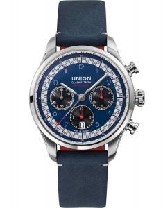 Union Glashutte Belisar Chronograph Sachsen Classic 2021 Limited Edition D009.427.16.042.09