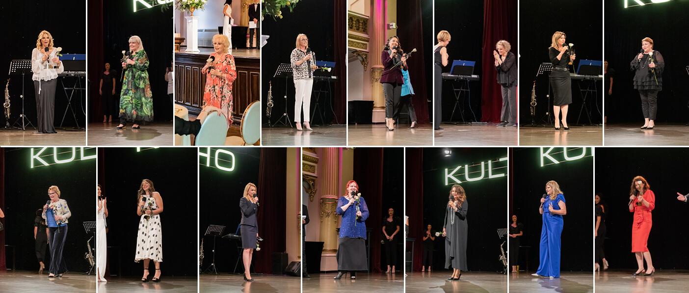 Gala femeilor remarcabile by Kultho